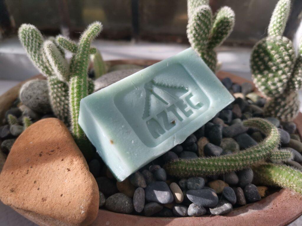 aztec secret face and body soap