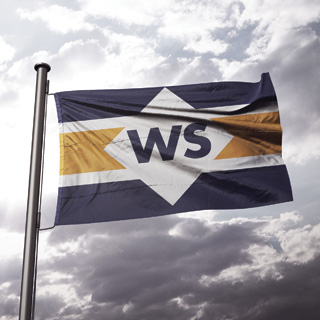 Williams Shipping Flag