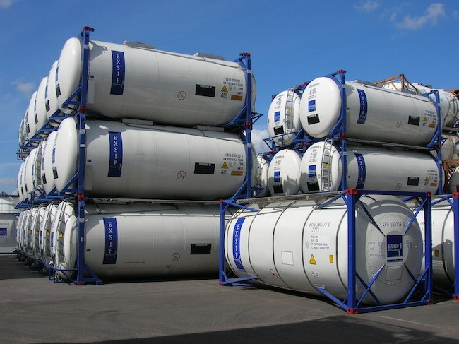 iso tank containers