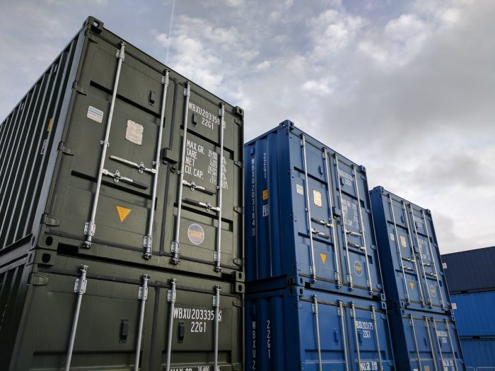 new premium shipping containers