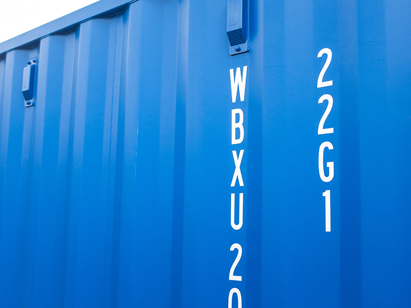 WBXU container