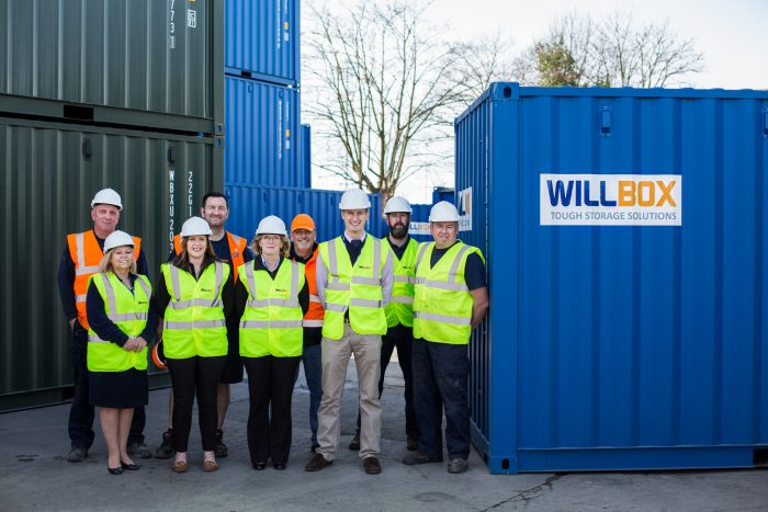 Willbox 2000 Units