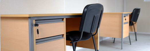 Site office furniture