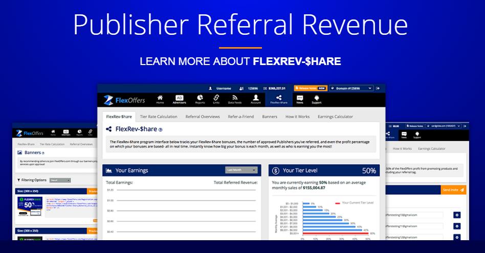 Publisher-Refferal-Program