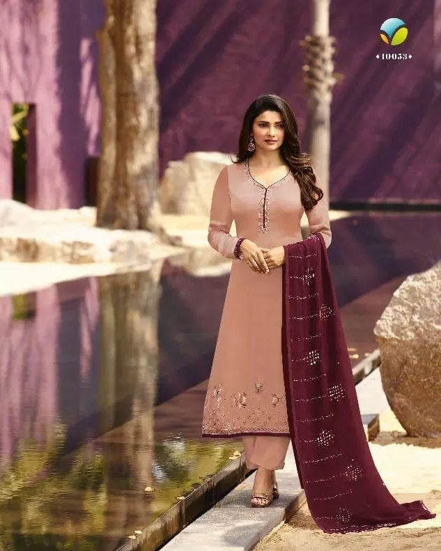 Lolypop Lemonade Colour Party Wear Shahi Libas Style Salwar Kameez