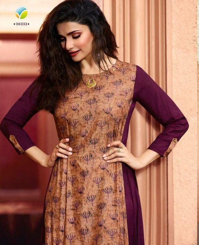 Prachi Desai Latest maroon Dress Collection