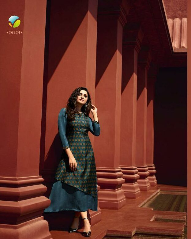 Prachi desai Royal Blue Collection