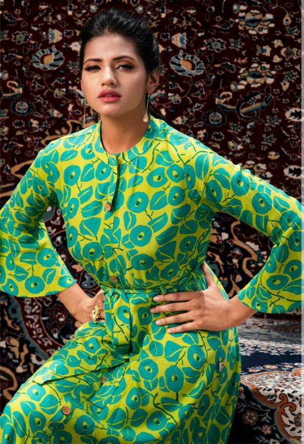 Simple Sobar Latest Fancy Kurti