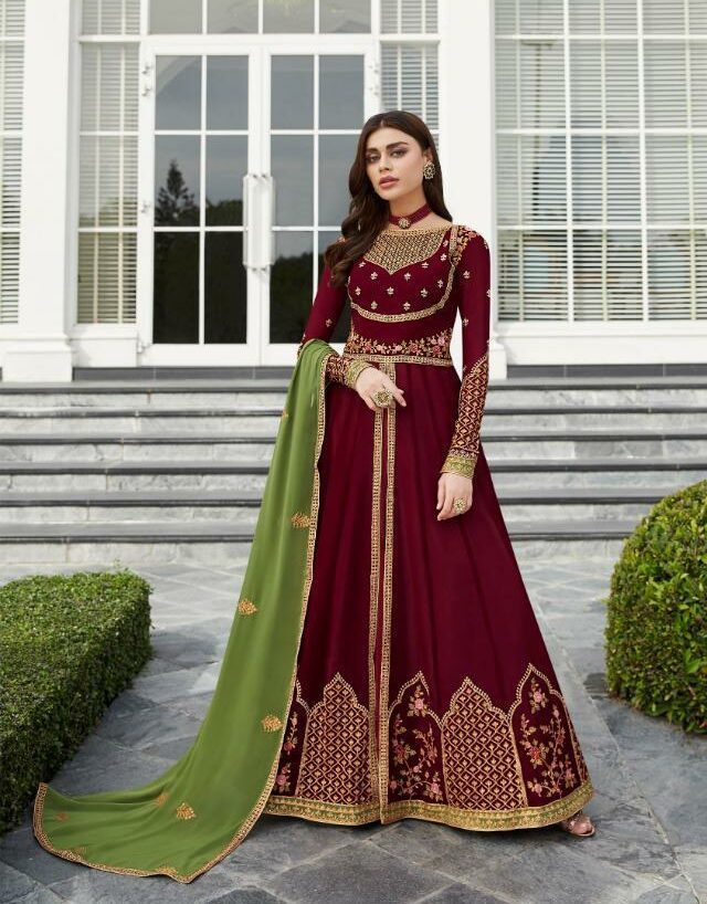 Indian Reception Gowns Online