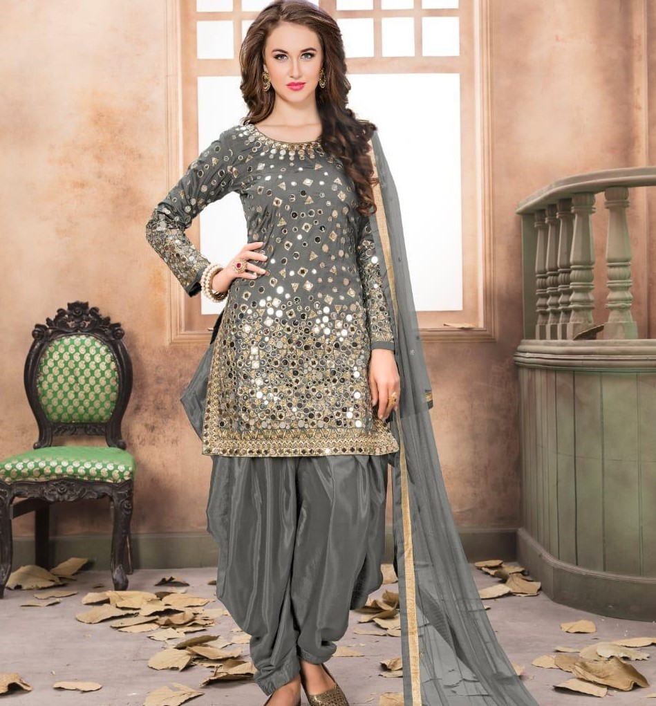 Patiala Salwar Suit Design Images New Fashion Designer Salwar Suits