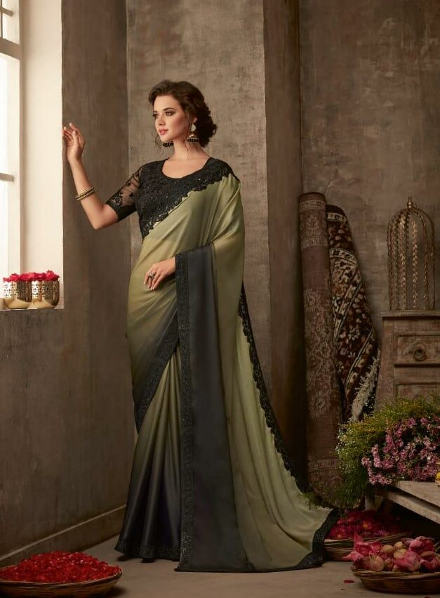 Bridal Designer Sarees for Wedding Reception