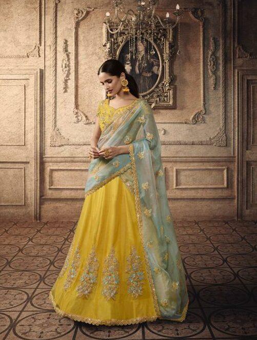 Bridal Lehenga Images With Price