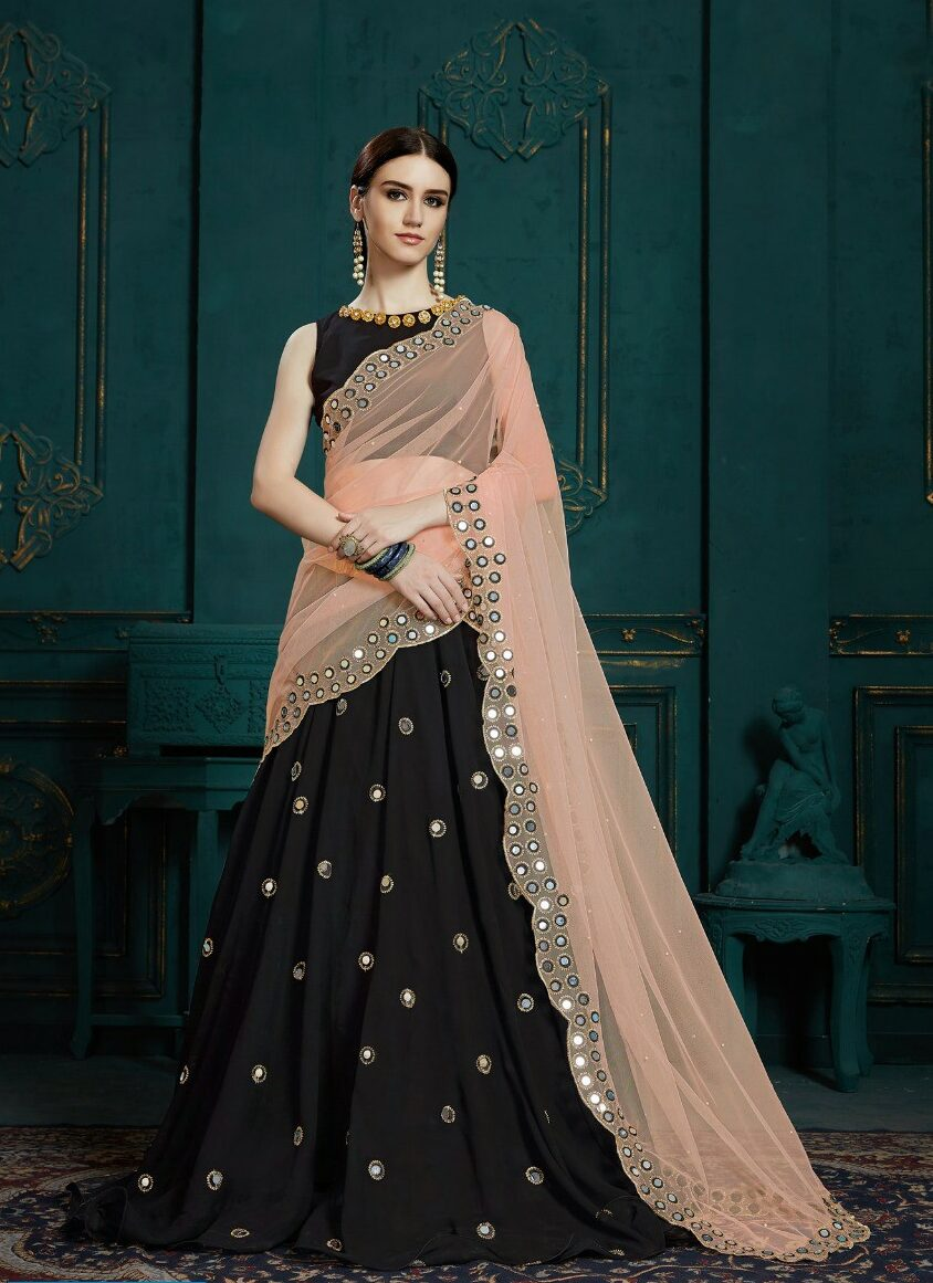 Designer Lehenga for Girls