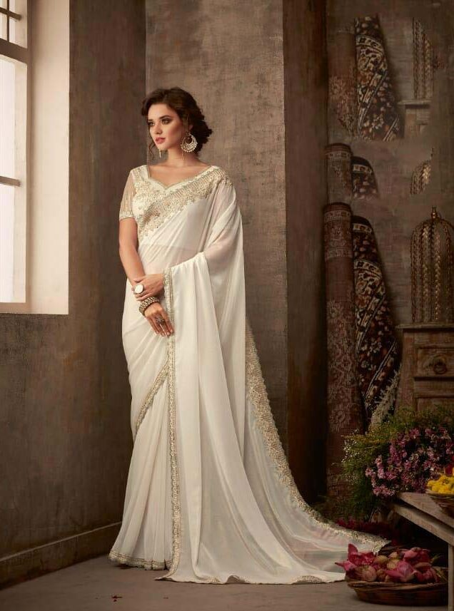 Designer Sarees with Price Online Shopping