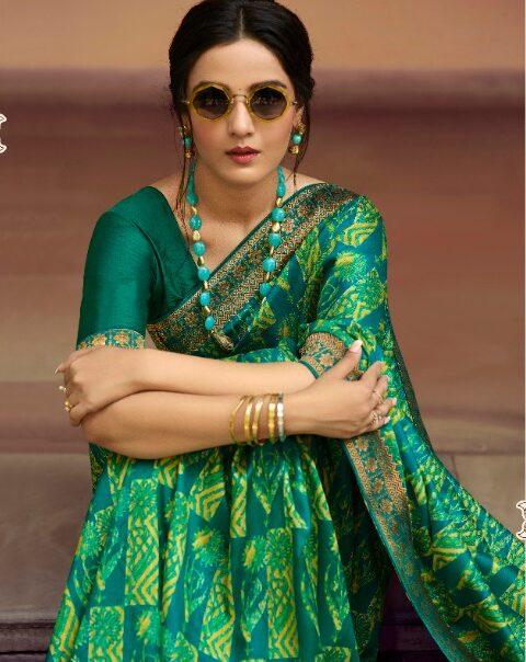 Images of Kanjivaram Silk Sarees