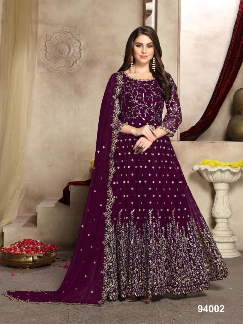 Karva Chauth Special Punjabi Suit
