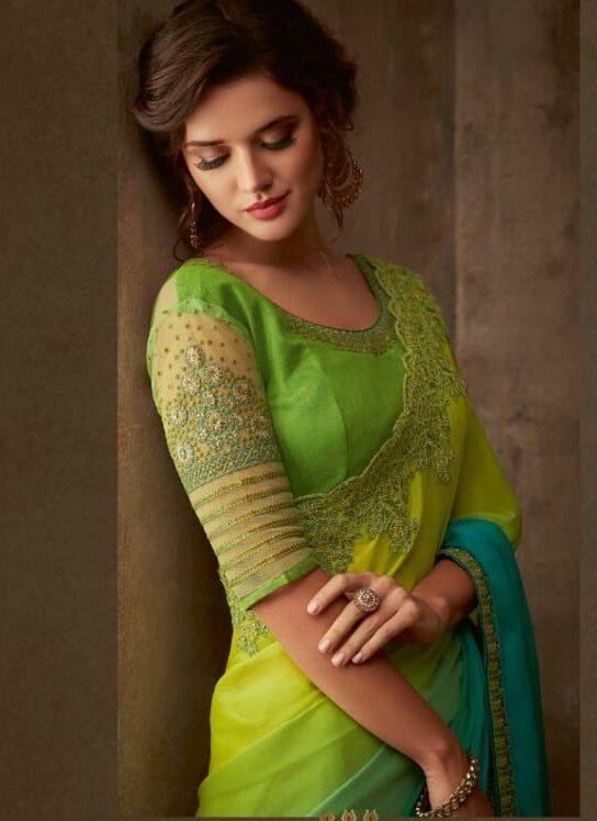 New Designer Sarees for Wedding