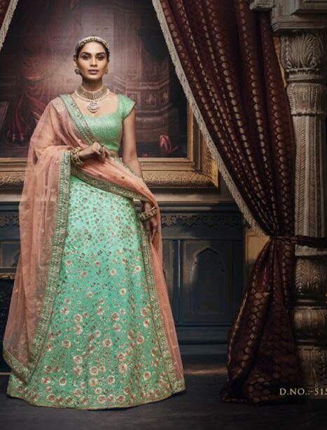 Latest Designer Bridal Lehenga Collection