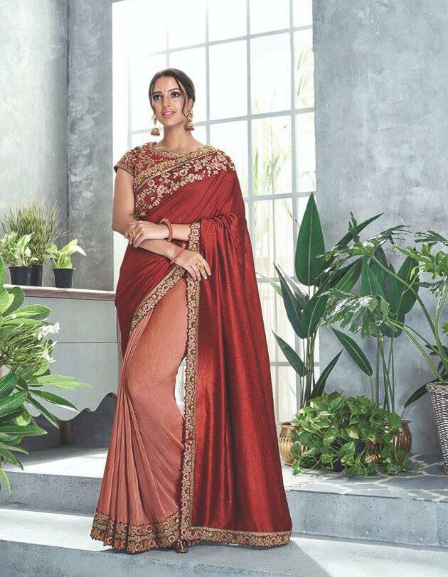 Latest Style Designer Saree