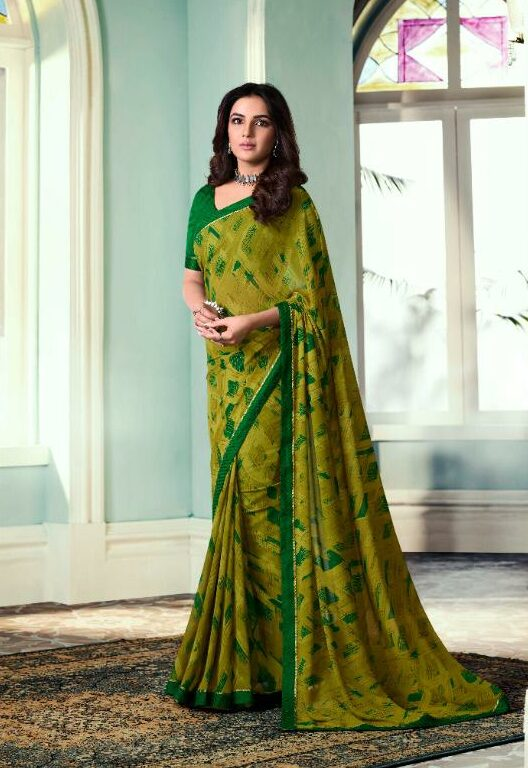Professional Sarees for Teachers