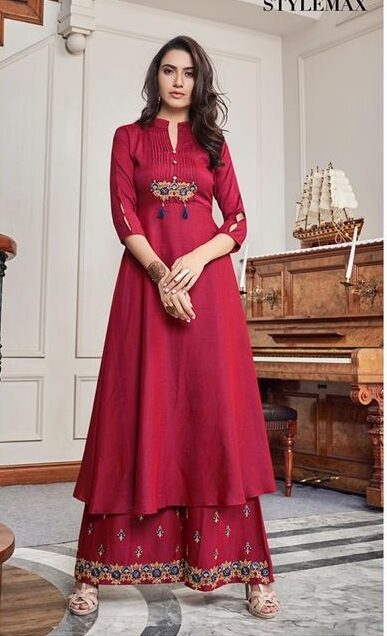 Punjabi Sharara Suits Online