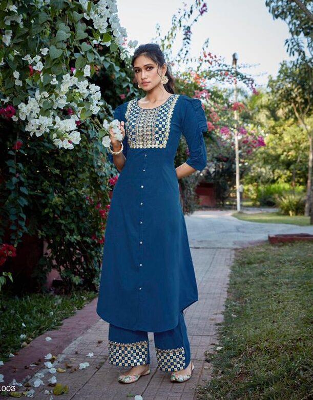 Plazo Suit Design Latest Images