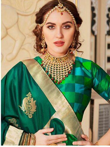 Glamour Shape Latest Blouse Patterns for Saree