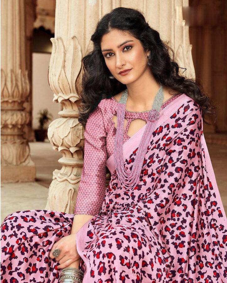 Best Indian Wear Satin Silk Sarees for Women