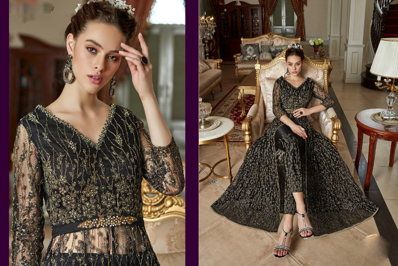 Surprise Everyone's Eye's With Party Wear Anarkali Suits Online