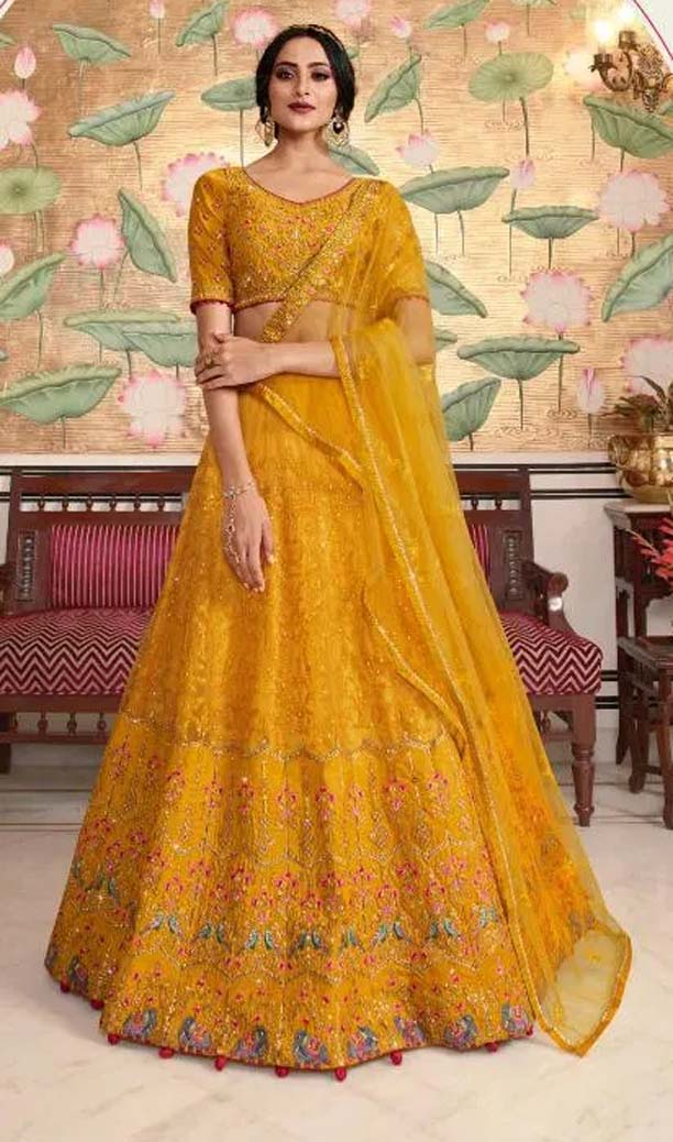 Designer Lehengas Images with Price
