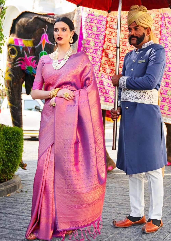 Silk Saree For Wedding