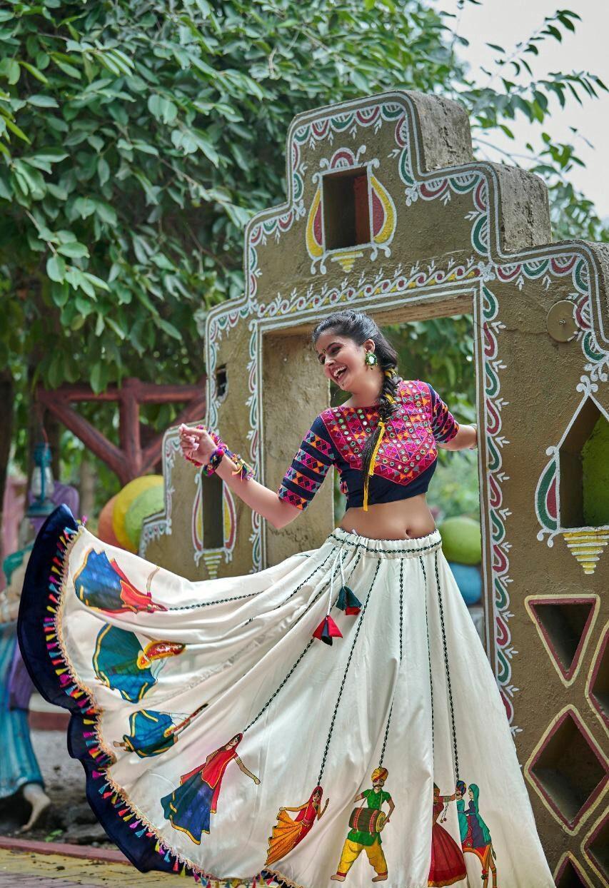 Latest Designer Navratri Chaniya Choli Ahemedabad Online