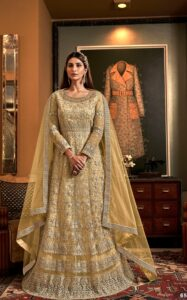 New Designer Wedding Gown Online India with Price