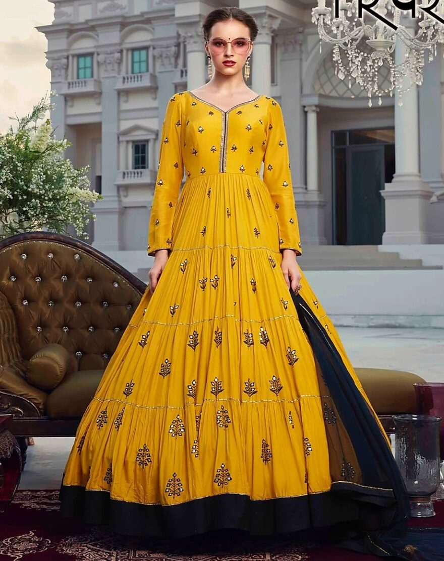 Latest Trend of Indian Haldi Ceremony Outfits