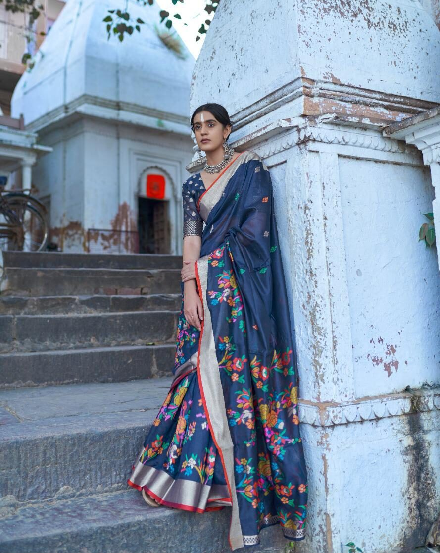 New Designer Kanchipuram Silk Sarees for Wedding with Price