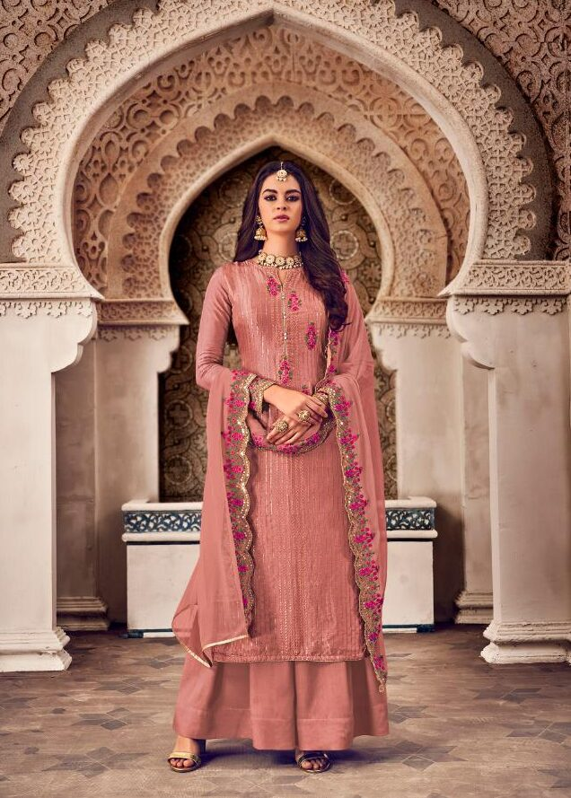 Pink Colour New Style Sharara Dress with Price