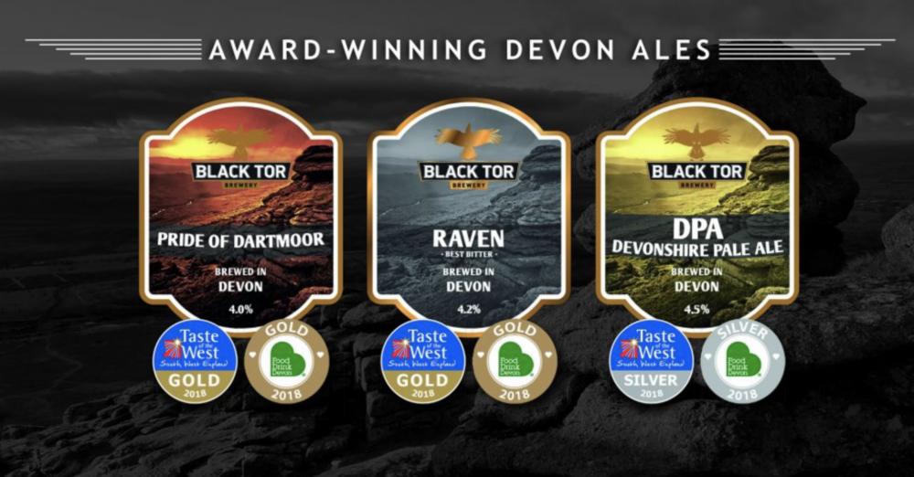 Black tor brewery