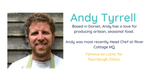 Chef Andy Tyrrell
