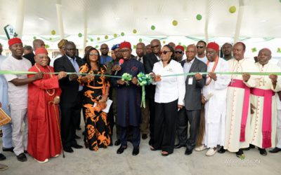 NORTHWEST PETROLEUM & GAS OPENS MEGA STATION IN ASABA, DELTA STATE