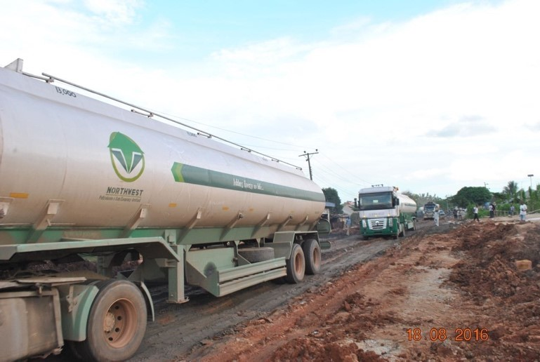 NORTHWEST PETROLEUM & GAS PROVIDES SOLUTION TO ROAD USERS