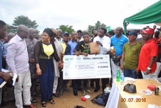 NORTHWEST PETROLEUM & GAS SPONSORS COMMUNITY FOOTBALL COMPETITION