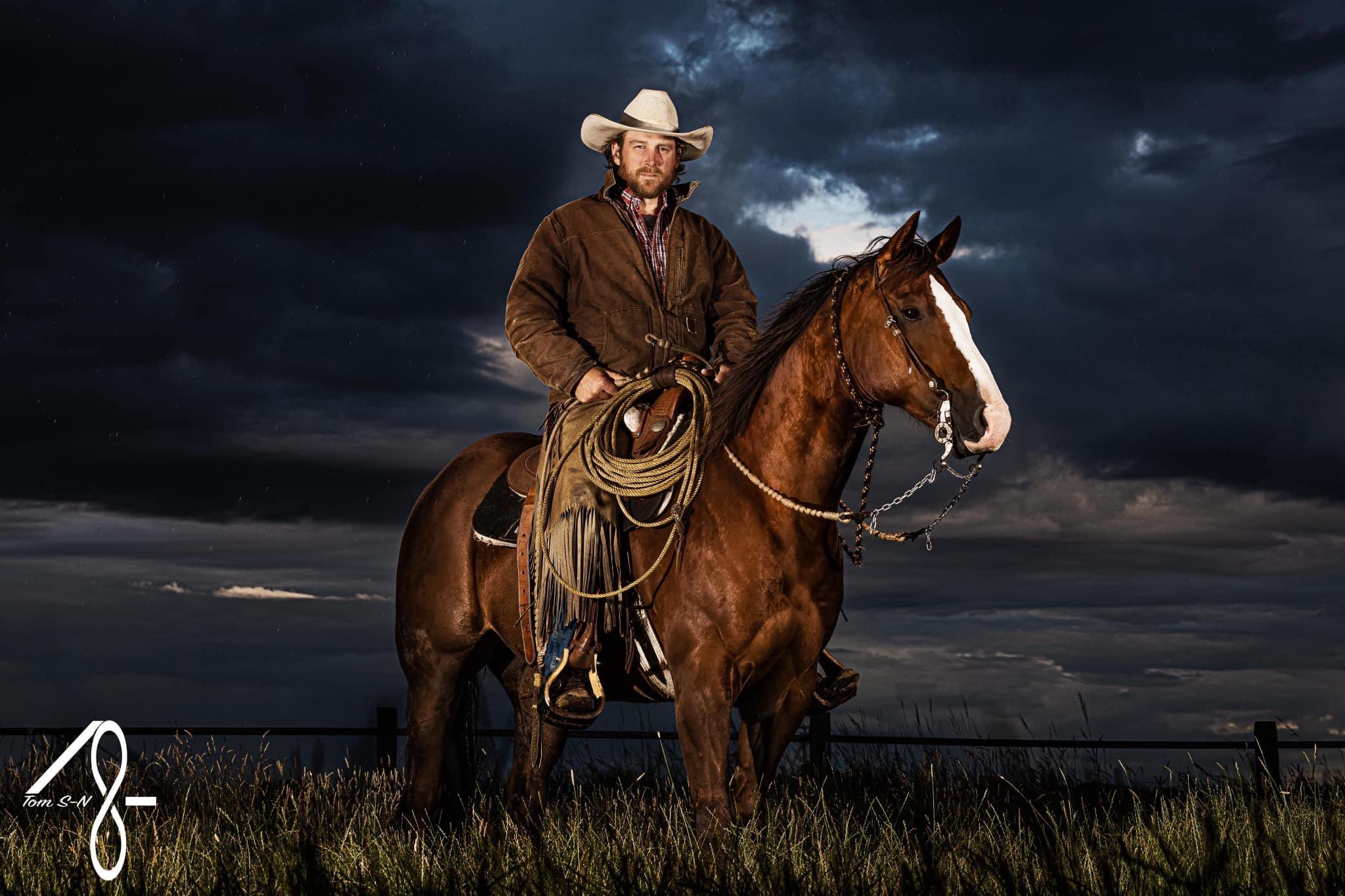 Horsemanship Showcase 2020 - Guy Robertson