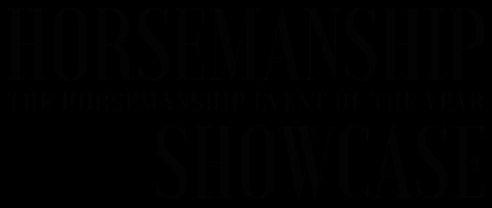 Horsemanship Showcase 2020