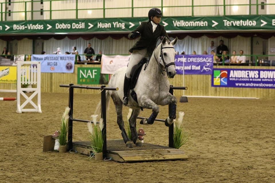 Horsemanship Showcase 2020 - Holly Barber