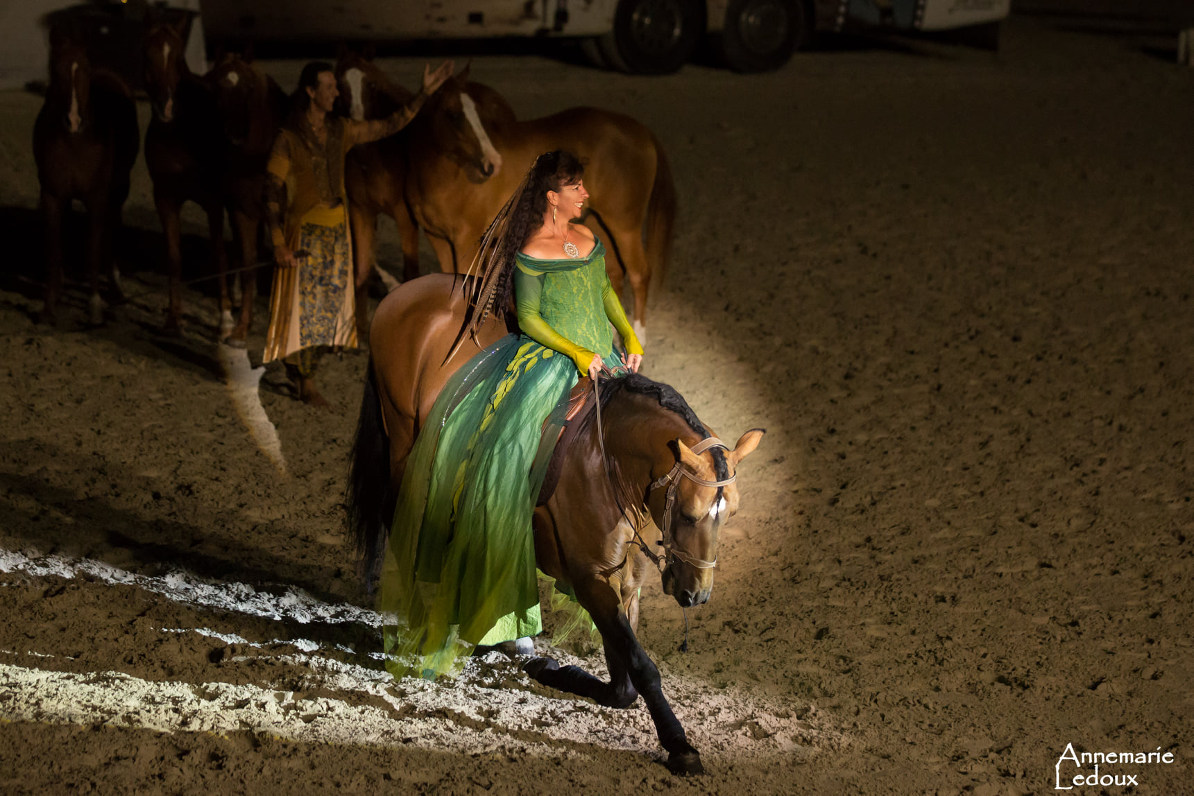 Horsemanship Showcase 2020 - Magali Delgado