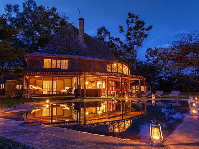 Villa in the Wild, Masai Mara