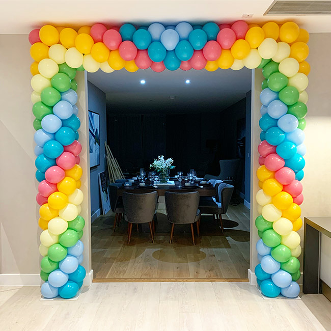 London Balloon Company Balloon Decor 6