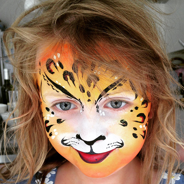London balloon company facepainting 4