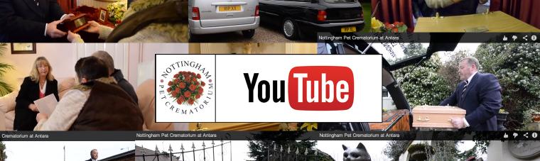 Nottingham Pet Crematorium YouTube Channell