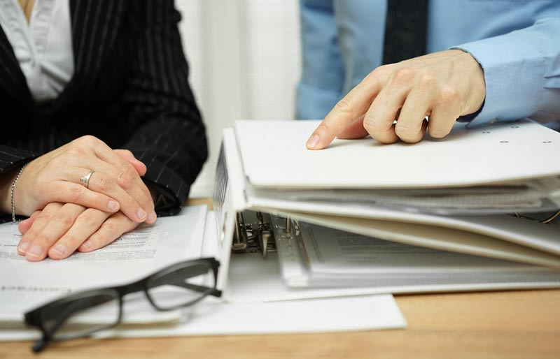 How to conduct an audit of financial statements